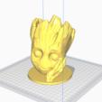 groot mate.png Télécharger fichier STL gratuit MATE GROOT MANITO • Plan imprimable en 3D, l3dmanstore