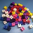 Free 3D print files Elastic Cubes Puzzle Therapy, zapta