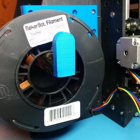 IMG_20150105_203643_display_large.jpg Télécharger fichier STL gratuit Porte-bobines Prusa i3V de Makerfarm Prusa • Modèle pour impression 3D, zapta
