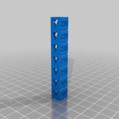 d86352fa0bedddcfc5c1e0d58cd2b934.png Download free STL file Calibration tower, 200-230 • 3D printing object, zapta