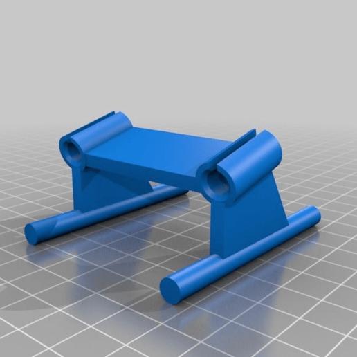 Télécharger fichier SCAD gratuit Guide du créateur de Flashforge Pro Tube • Design pour impression 3D, zapta
