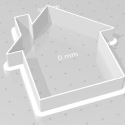 Descargar archivos 3D casa del cortador de galletas, maryhynes16
