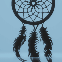 Download 3D printing models wall decor fdreamcatcher, satis3d
