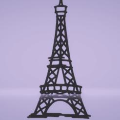 c1.png Télécharger fichier STL décor mural tour eiffel • Plan imprimable en 3D, satis3d