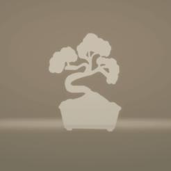 c1.png Télécharger fichier STL bonsaïs de décoration murale • Design imprimable en 3D, satis3d