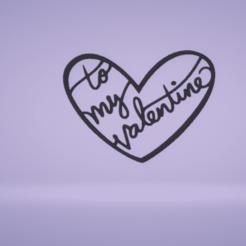c1.png Télécharger fichier STL décoration murale pour ma Saint-Valentin • Design imprimable en 3D, satis3d