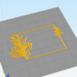 Download STL file wall decor botanical frames set • 3D printer object, satis3d