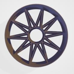 c1.png Télécharger fichier STL timbre à l'emporte-pièce mandala sun • Modèle imprimable en 3D, satis3d
