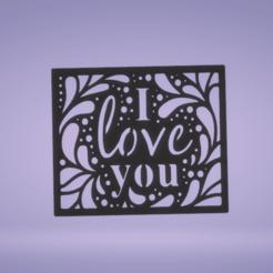 c1.png Download STL file stencil i love you • 3D printing model, satis3d