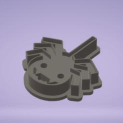 c1.png Télécharger fichier STL araignée à l'emporte-pièce • Objet imprimable en 3D, satis3d