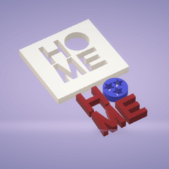C1.png Download STL file Decoration home puzzle block • 3D printable object, satis3d