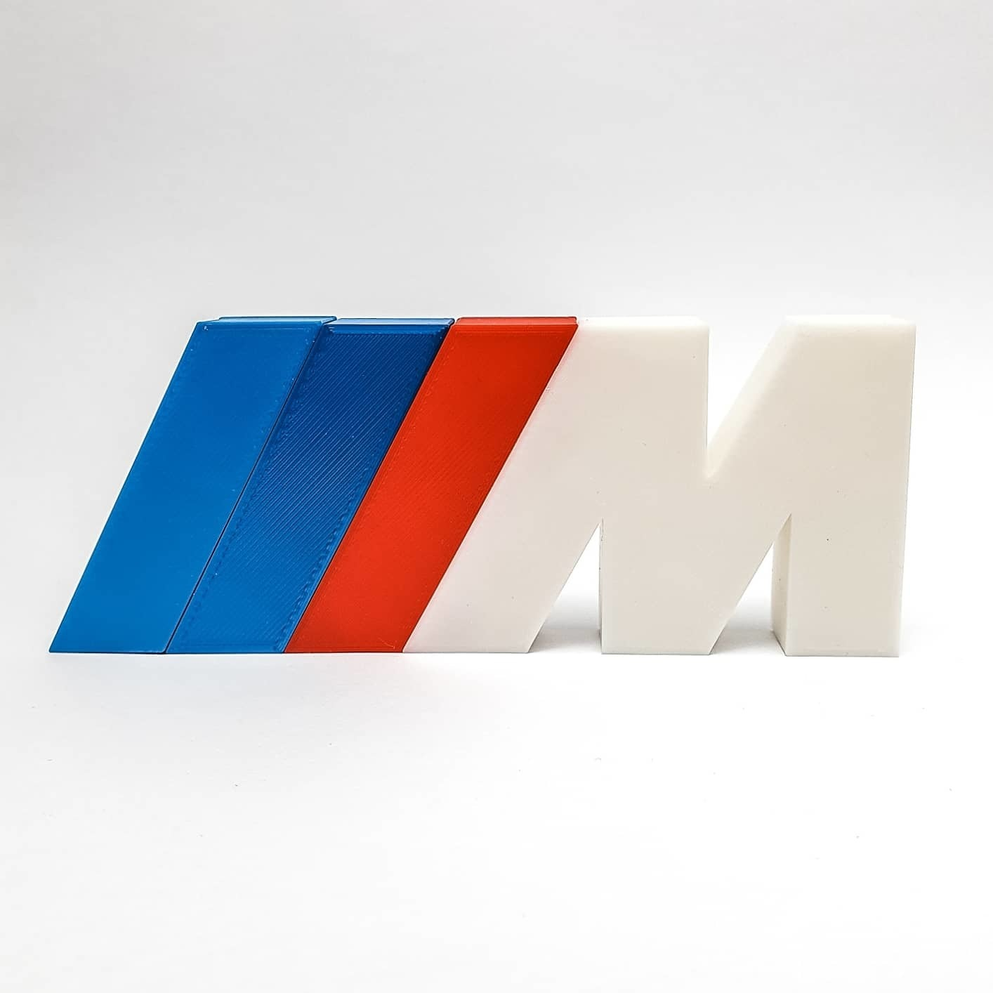 Download Free Stl File Bmw M Performance Logo 3d Printing Model Cults