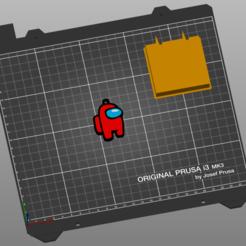Among Us Slicer.png Download 3MF file Multimaterial Key Ring Among Us - MMU • 3D printer model, 3decoplanter