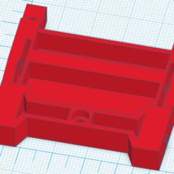 WPL_Base_Pellet.png Télécharger fichier STL gratuit WPL JJRC B1 B16 B16 Q60 Q60 Q61 etc base du pare-chocs arrière remixée pour ajouter du poids • Plan imprimable en 3D, CaptainPotato