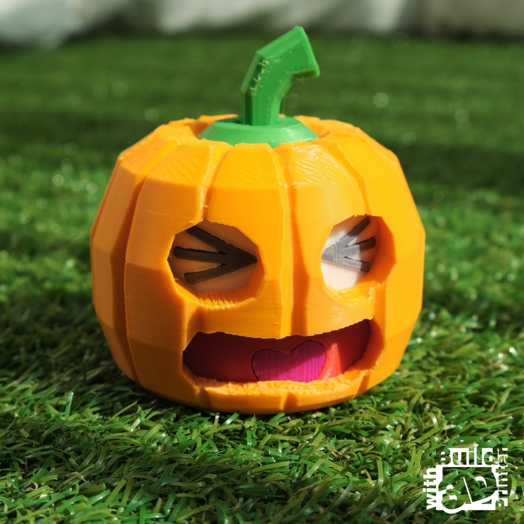 pumpkin_1_1_02.jpg Download free STL file Face Changing Halloween Pumpkin • Design to 3D print, Jwoong