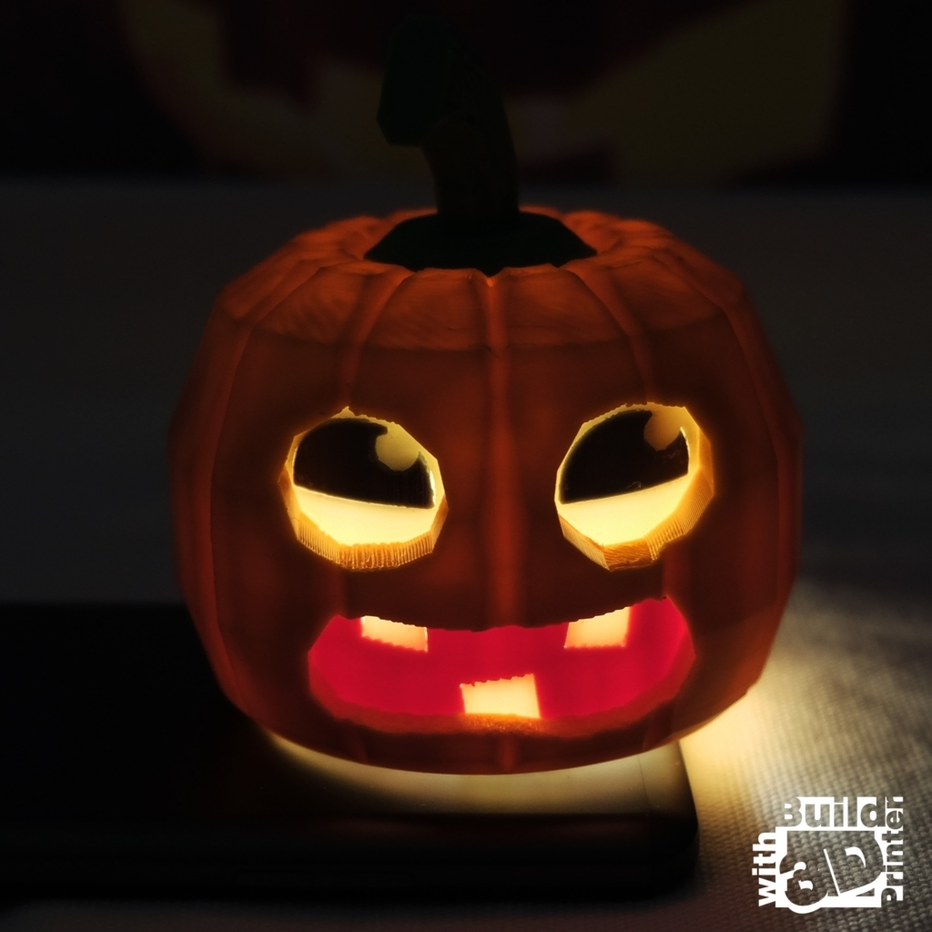 pumpkin_1_1_05.jpg Download free STL file Face Changing Halloween Pumpkin • Design to 3D print, Jwoong