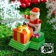Christmas_1_1_01.jpg Télécharger fichier STL gratuit Jouet de Noël • Design à imprimer en 3D, Jwoong