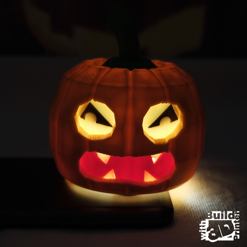 pumpkin_1_1_04.jpg Download free STL file Face Changing Halloween Pumpkin • Design to 3D print, Jwoong