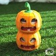 pumpkin_1_1_07.jpg Download free STL file Face Changing Halloween Pumpkin • Design to 3D print, Jwoong