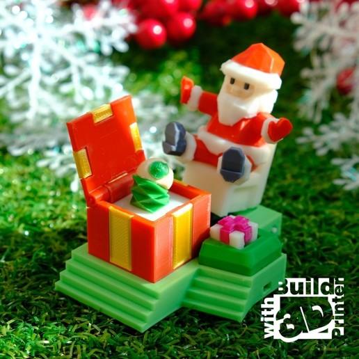 Christmas_1_1_02.jpg Télécharger fichier STL gratuit Jouet de Noël • Design à imprimer en 3D, Jwoong
