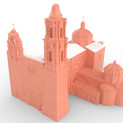 R1.PNG Télécharger fichier STL Église - Église • Objet pour imprimante 3D, FluS