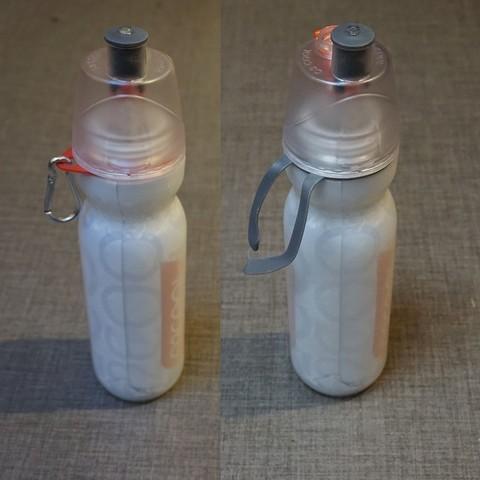 Download free STL files Water Bottle Loop Replacement, Balkhnarb