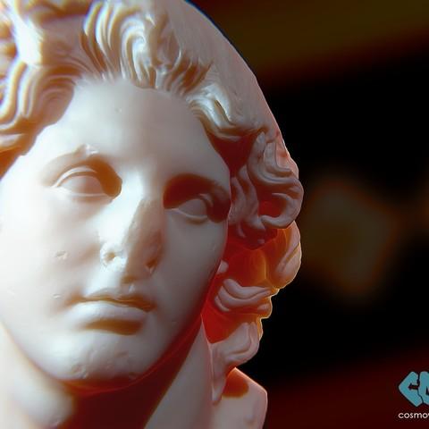 20140908_AlexanderHelios_Render_display_large.jpg Télécharger fichier OBJ gratuit Alexandre comme Hélios • Modèle pour impression 3D, Ghashgar