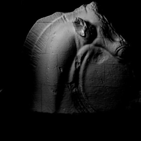 AtGandHorse_display_large.jpg Télécharger fichier STL gratuit Tête d'un cheval de Sélène • Objet pour imprimante 3D, Ghashgar