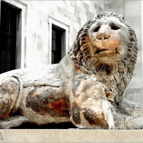 Télécharger plan imprimante 3D gatuit Le Lion de Knidos, Ghashgar