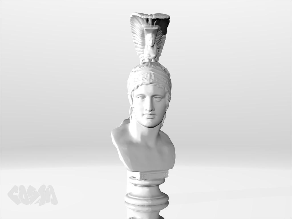 20140709_Ares_by_CosmoWenman_display_large.jpg Télécharger fichier OBJ gratuit Arès • Modèle pour imprimante 3D, Ghashgar