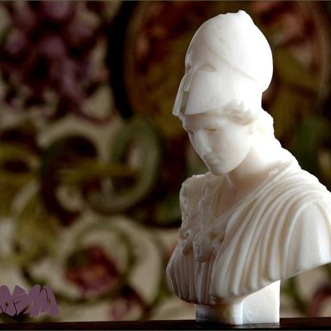 20140328_Athena_of_Velletri_2_3D_Capture_by_Cosmo_Wenman_display_large.jpg Download free OBJ file Athena of Velletri • Design to 3D print, Ghashgar