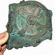 Antikythera_Mechanism_3D_Print_by_Cosmo_Wenman_display_large.jpg Télécharger fichier STL gratuit Mécanisme Antikythera • Objet pour imprimante 3D, Ghashgar