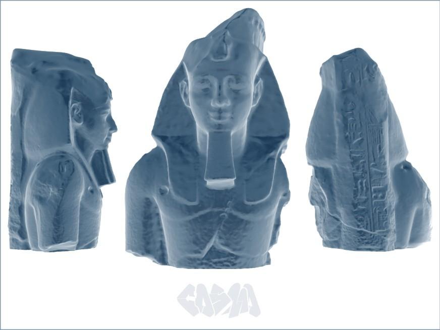 RamessesII_Illustration_display_large.jpg Télécharger fichier STL gratuit Buste colossal de Ramsès II / Ozymandias • Objet pour imprimante 3D, Ghashgar