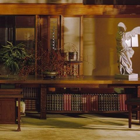Frank_Lloyd_Wright_Little_House_02_display_large.jpg Download free OBJ file Winged Victory of Samothrace • 3D printable object, Ghashgar
