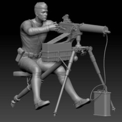 old_soldier_3.jpg Download free STL file old soldier 3 • 3D printable design, johndavisjr248