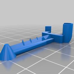 Download free 3D printing files SAKlip - Swiss Army Knife pocket & backpack clip, damienubuntu