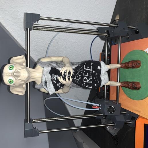 Download free 3D printing designs DOBBY - Harry Potter, lkathia