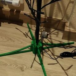 photo_2020-12-20_15-01-04.jpg Télécharger fichier STL Patas árbol de Navidad • Objet pour impression 3D, felisuco1983