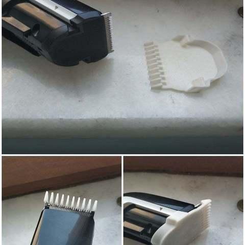 Télécharger modèle 3D gratuit Adaptateur Clipper Philips, metinozyildirim