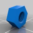 Download free 3D printer model VIS M5 30MM + ECROU, yosanthan