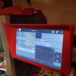 20190316_082923.jpg Télécharger fichier STL Support Fixation rotative  pour tablette , ecran ou autre ( tab pro 8.4 ) • Design pour imprimante 3D, yosanthan
