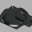 Télécharger fichier 3D Adaptateur ventilateur 80mm vers tuyau aspirateur 40mm - Adapter 80mm Fan to 40mm pipe, mrklm