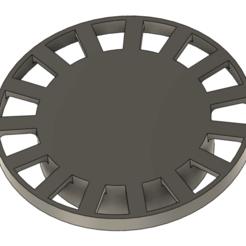 giderkapakf.png Download free STL file Drain Cap  • Template to 3D print, mehmet-ylmz