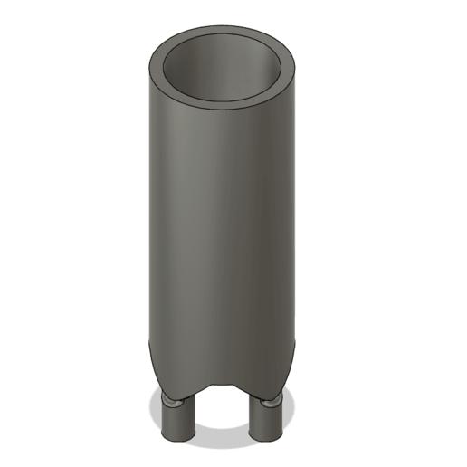 a2.png Télécharger fichier STL gratuit Valve pour tuyau de remplissage de bière et de vin • Design imprimable en 3D, mehmet-ylmz