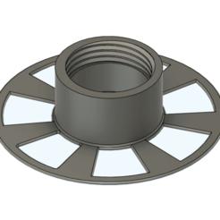 fm1.png Télécharger fichier STL gratuit Bobine de filament • Plan pour impression 3D, mehmet-ylmz