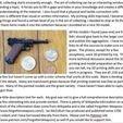 Free 3D print files Handgun History - A 3D Tour, Danno