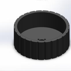 Télécharger fichier 3D gratuit roue de robot , NicolaosSparta