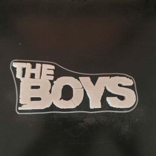IMG_20190818_191642.jpg Télécharger fichier STL gratuit The Boys (facile à imprimer) • Plan à imprimer en 3D, spofff