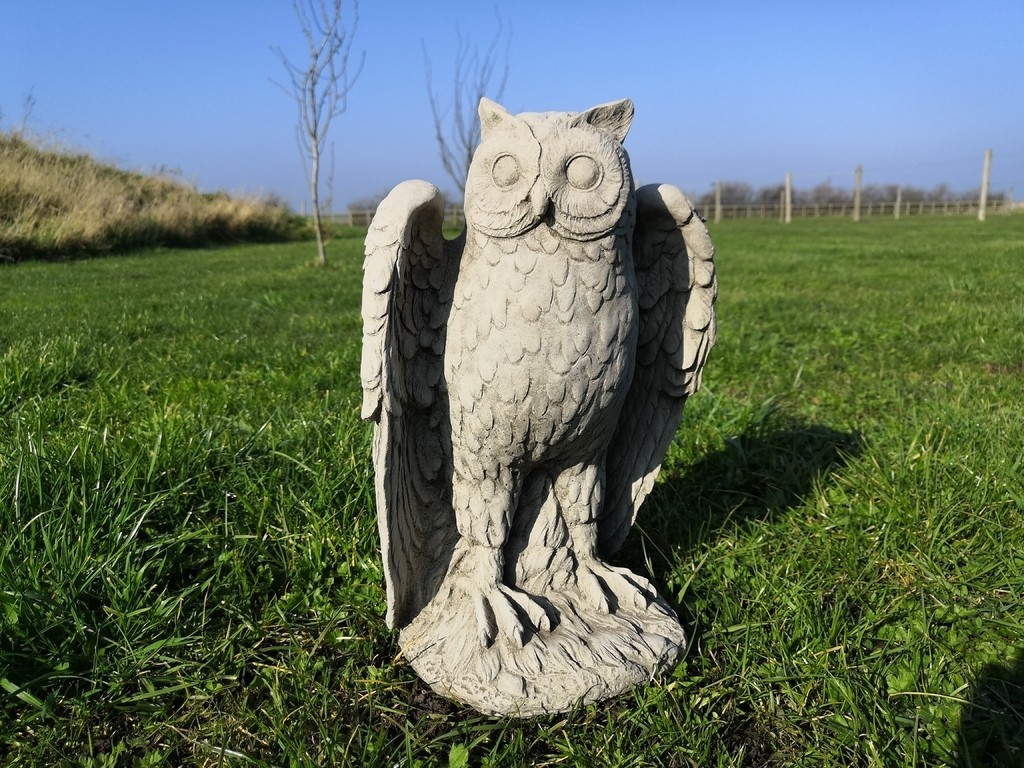 fc3e69d7a465cd20ad73163b04db9984_display_large.jpg Download free STL file Owl Statue • 3D printable design, spofff