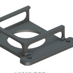 WYSE STAND V2 VISUAL.PNG Download STL file VESA mount for Dell Wyse 3040 Thin Client  • 3D printing design, quinns400